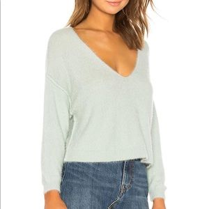 Free People Princess V sweater